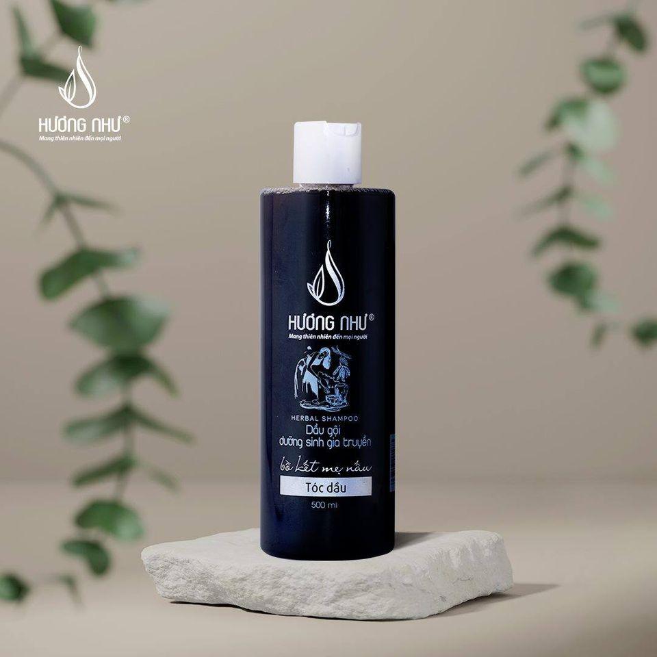 Dầu gội thảo dược chăm sóc tóc Hương Như loại 500ml