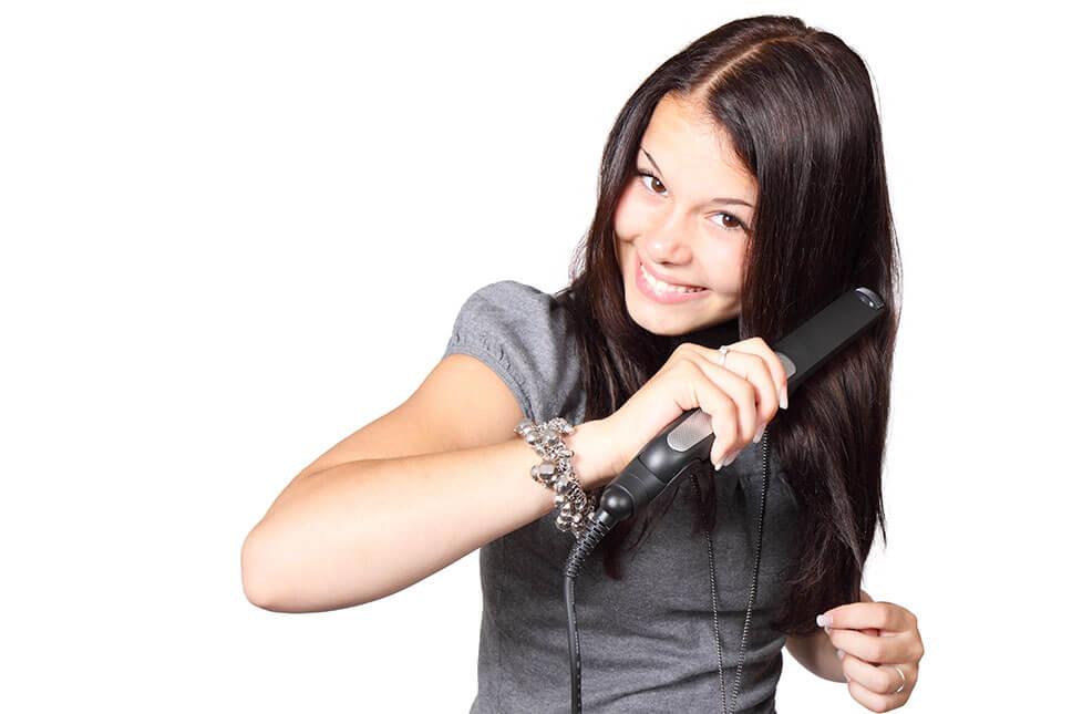 Chăm sóc tóc dày lên