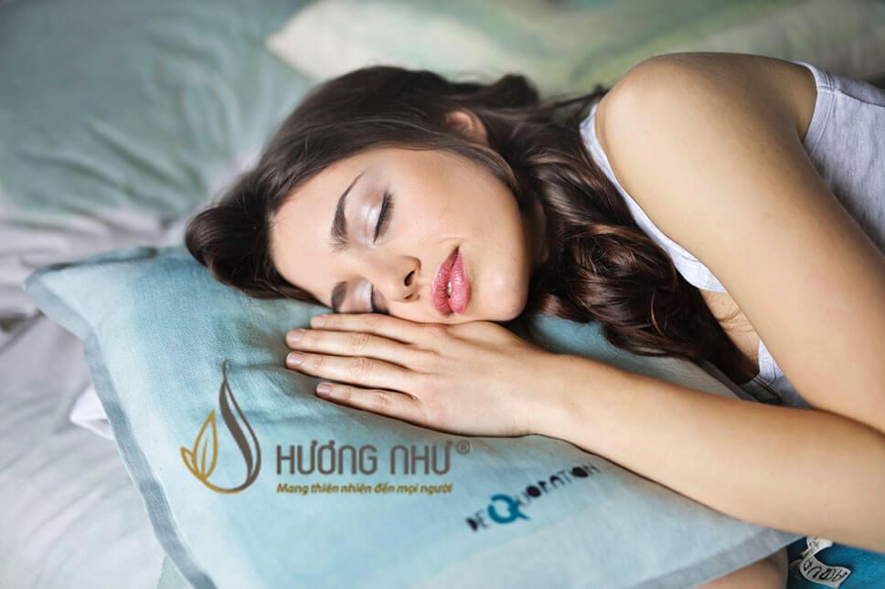 Chăm sóc tóc mềm mượt - Dầu gội Hương Như
