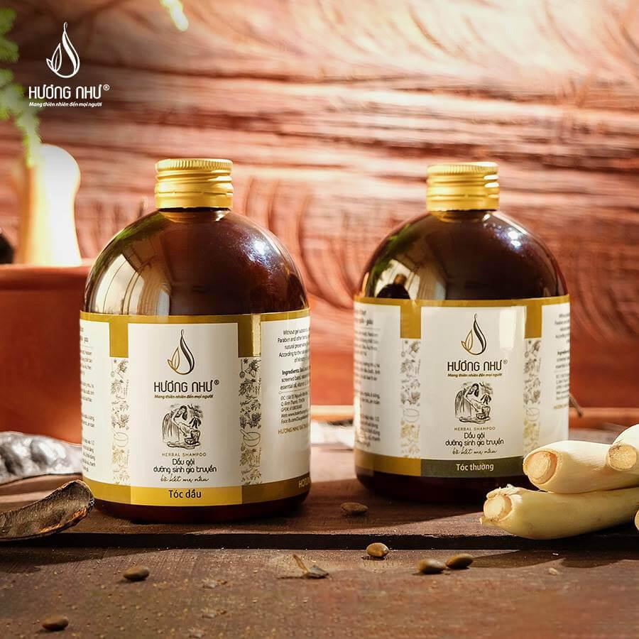 dầu gội hữu cơ organic