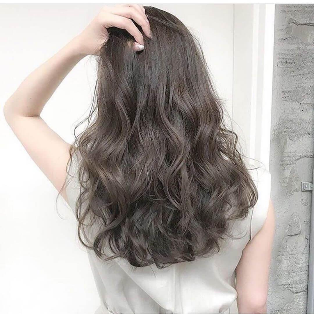 Dầu gội cho tóc uốn